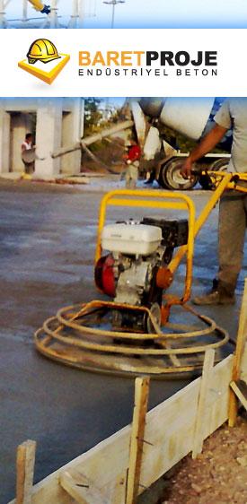 helikopterli beton uygulamaları
